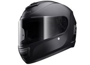 Sena Adult Momentum Bluetooth Standard Motorcycle Helmet Matte Black M
