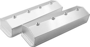 Allstar Performance Fab Aluminum Tall Valve Covers Small Block Chevy P/N 26172