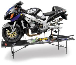 Powerstands Racing 00-00150-45 Powerplatform Portable Work Table