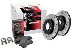 StopTech 939.35523 Street Axle Pack Fits CLS500 CLS550 E320 E350 E400 E500 E550