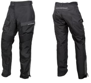 Scorpion Adult Seattle Waterproof Motorcycle Over Pants Black 2XL