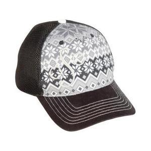 DSG Trucker Womens Hat Nordic (Black, OSFM)