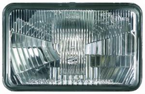 Hella 003177862 164x103mm Halogen Conversion Headlamp Kit