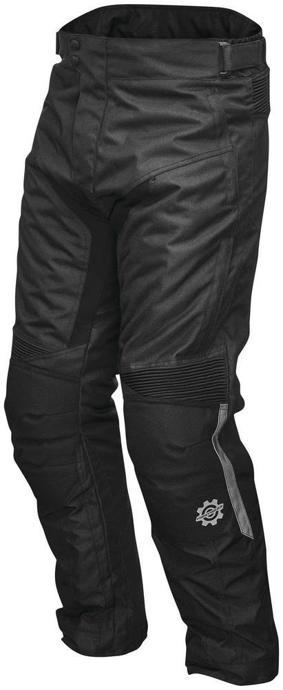 Firstgear Jaunt Overpants (Black, 32 Tall)