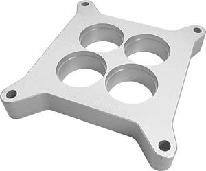 Allstar Performance 1 in Thick Aluminum Carburetor Restrictor Plate P/N 26060