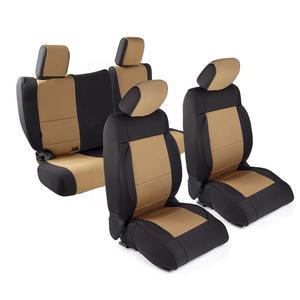 Smittybilt 471825 Neoprene Seat Cover Fits 07 Wrangler (JK)