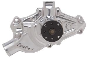 Edelbrock 8822 Victor Series Water Pump Fits 71-82 Corvette