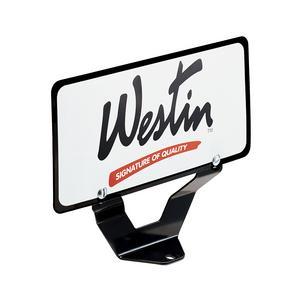 Westin 32-0055 License Plate Relocator Kit