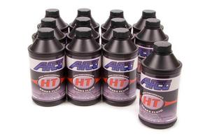 AFCO RACING High Performance HT DOT 4 12.0 oz Brake Fluid 12 pc P/N 6691902