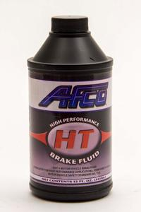 AFCO RACING PRODUCTS High Performance HT DOT4 12.0 oz Brake Fluid P/N 6691901