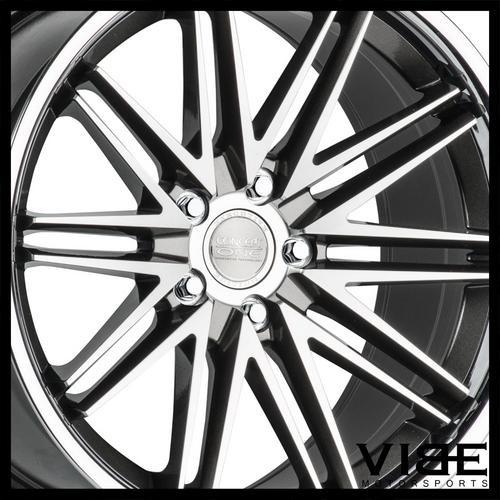 19 Concept One Cs16 Gunmetal Concave Wheels Rims