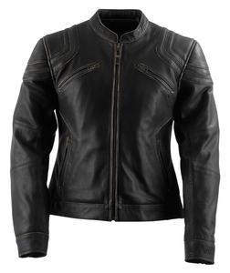 Black Brand Charmer Womens Jacket (Black, Medium)