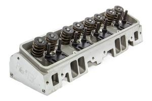FLO-TEK Small Block Chevy Assembled Cylinder Head P/N 102505
