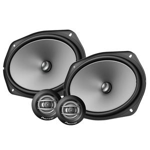 "Pioneer TS-A692C A-Series 6""x9"" component speaker system"