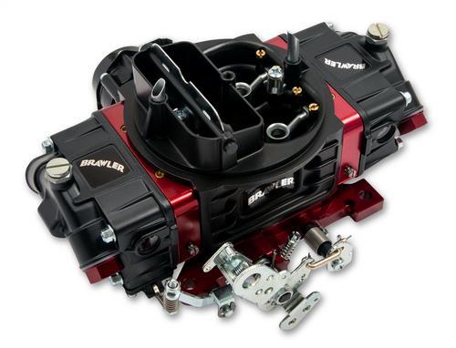 Quick Fuel Technology BR-67318 Brawler Street Carburetor