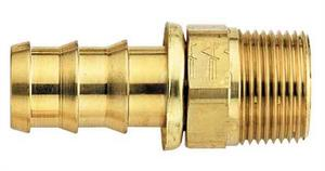 Aeroquip FCM1206 AQP Socketless Male Pipe Fitting