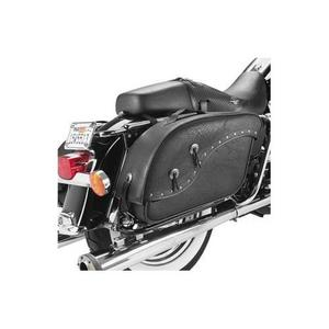 All American Rider 8800RVT Futura 2000 Saddlebags - X-Large - Riveted