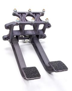 AFCO RACING PRODUCTS Brake/Clutch Pedal Assembly P/N 6610000