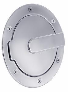 All Sales 6070C Race Style Billet Fuel Door Fits 07-18 Tundra