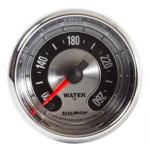 AutoMeter 1255 American Muscle Water Temperature Gauge