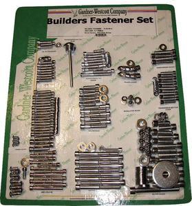 Gardner-Westcott P-GW-98-A Builders Fastener Set