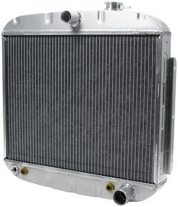 Allstar Performance Chevy 1955-57 Radiator 23-1/4 x 23-1/4 x 2-1/4 in P/N 30006