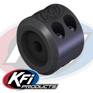 KFI 4000-5000 lb Standard WIDE Winch Replacement Cable 52/' UTV-CBL-4KW