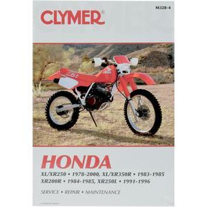 Clymer M3284 Repair Manual