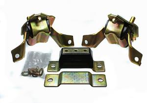 Energy Suspension 4.1124G Motor And Transmission Mount Fits 84-95 Capri Mustang