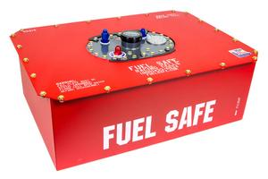FUEL SAFE Race Safe 15 gal Red Fuel Cell and Can P/N RS215