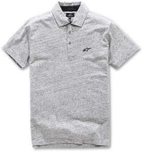 Alpinestars Adult Eternal Polo T-Shirt Shirt M Heather Grey
