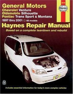 Haynes General Motors: Chevrolet Venture, Oldsmobile Silhouette, Pontiac Trans