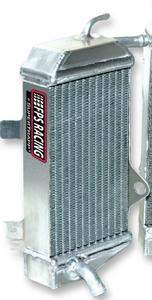 FPS PowerFlo OffRoad LEFT SIDE Radiator For Kawasaki KX 450 F 2016