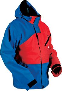 HMK Hustler 2 Snow Jacket Blue/Red SM