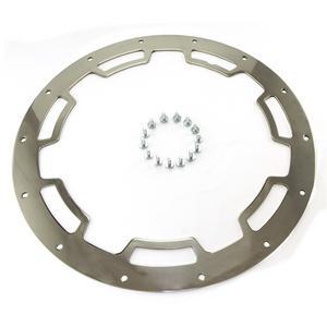 Rugged Ridge 15250.01 Wheel Rim Protector Fits 07-18 Wrangler (JK)