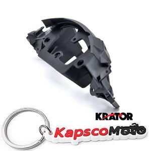 Krator NEW Black Upper Stay Cowl Bracket Cowling Brace For Yamaha YZF R6 2003-2005