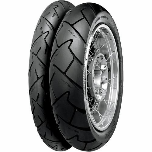 Continental 02400860000 Conti Trail Attack 2 - Adventure Touring/Dual Sport Rear Tire - 130/80-17