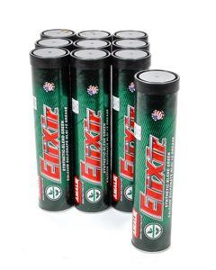 Amalie Elixir HP Grease 15 oz Cartridges Case of 10 P/N 160-68342-94