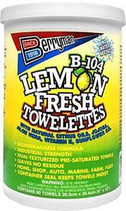 "Berryman(R) 90CT Towelettes 8"" X 12"" (1190)"