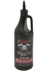 Klotz Oil KH-S80 Sportster Gear and Chain Case Lubricant - 75W80 - 1qt.