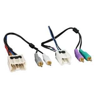 Metra 70-7551 TURBOWire; Amp Integration Wire Harness