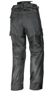 Olympia Mens Dakar Motorcycle Dual Sport Pants Pewter 40