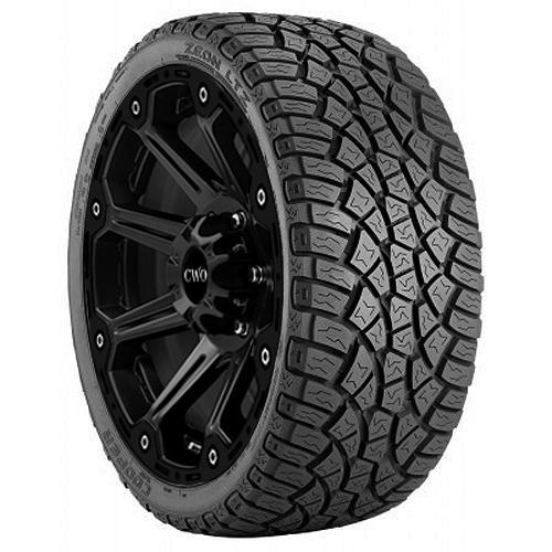 4-285/50R20 Cooper Zeon LTZ 116S XL/4 Ply BSW Tires