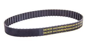 JONES RACING PRODUCTS 1 in Wide 24-3/4 in Long Gilmer Drive Belt P/N 248-L-100