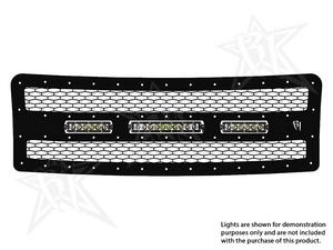 Rigid Industries 40558 LED Grille Insert Fits 09-12 F-150