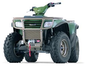 Warn 39555 ATV Winch Mounting System Fits 99-02 KVF400 Prairie 4x4