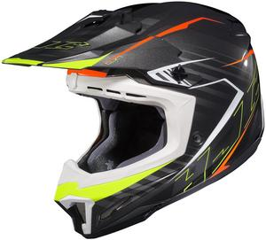 HJC CL-X7 Blaze Helmet Black (MC-5) (Black, Medium)