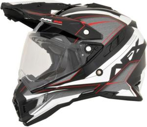 AFX 0132-1036 Peak for FX-41DS Eiger Helmet - Red