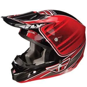 Fly Racing 73-3773 Mouthpiece for Kinetic Pro Helmet - Trey Canard Replica Red/Black