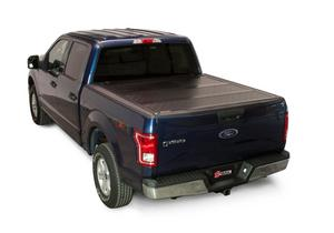 BAK Industries 1126307 BAKFlip FiberMax Hard Folding Truck Bed Cover